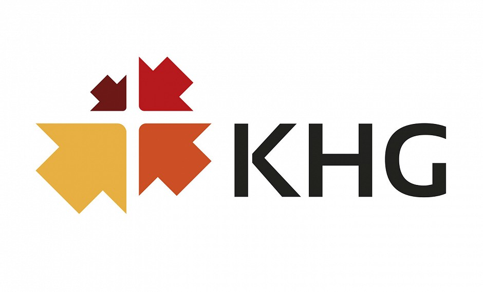 KHG Landau: Logo & Website